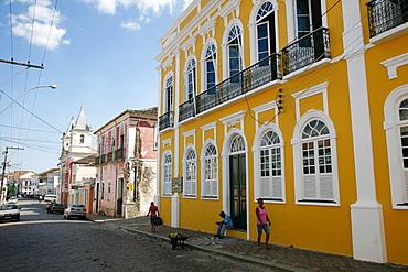 Cachoeira, Bahia, Brazil, South America