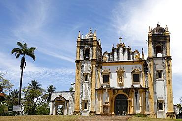 Igreja Nossa Senhora do Carmo (Our Lady of Mount Carmel) church, UNESCO World Heritage Site, Olinda, Pernambuco, Brazil, South America