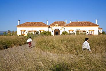 Estancia El Colibri, Cordoba Province, Argentina, South America