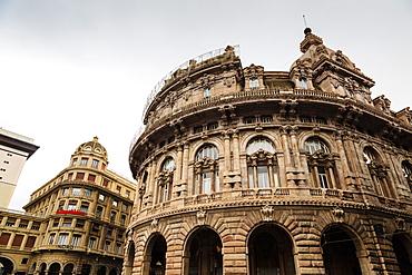 Genoa, Liguria, Italy, Europe