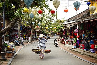 Street scene, Hoi An, Vietnam, Indochina, Southeast Asia, Asia