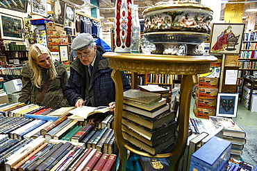 Kolaportid Flea Market, Reykjavik, Iceland, Polar Regions