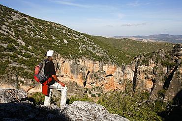 The Garganda Verde, Parque Natural Sierra de Grazalema, Andalucia, Spain, Europe