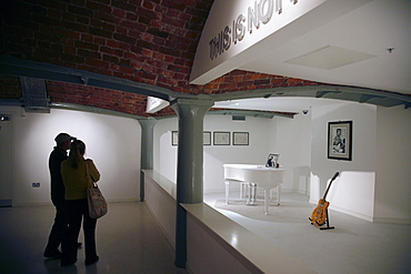 The Beatles Story museum at Albert Dock, Liverpool, Merseyside, England, United Kingdom, Europe