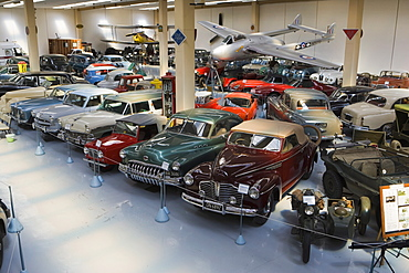 Southward Car Museum, Paraparaumu, North Island New Zealand, PacificThe largest collection of vintage vehicles in the southern hemisphere