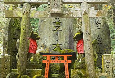 Fushimi Inari-taisha Shrine, Kyoto, Kansai (Western Province), Honshu, Japan, Asia