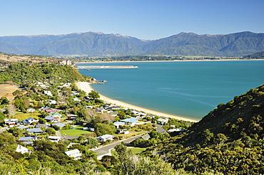 Ligar Bay, Tasman, South Island, New Zealand, Pacific
