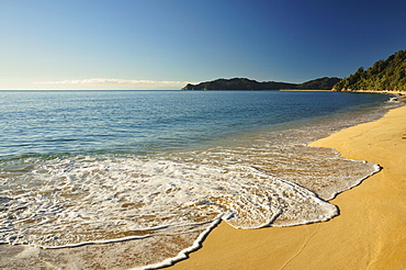 Goat Bay, Abel Tasman National Park, Tasman, South Island, New Zealand, Pacific