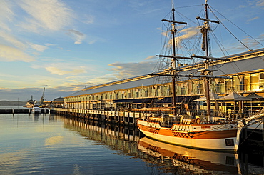 Sullivans Cove, Hobart, Tasmania, Australia, Pacific