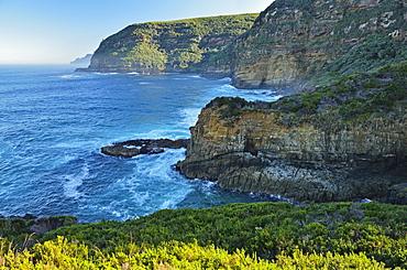 View of Maingon Bay, Tasman Peninsula, Tasmania, Australia, Pacific