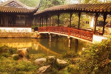 Humble Administrator's Garden, UNESCO World Heritage Site, Souzhou (Suzhou), China, Asia