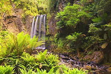 Hopetoun Falls, Great Otway National Park, Victoria, Australia, Pacific