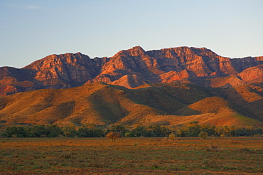 Flinders Ranges, Flinders Ranges National Park, South Australia, Australia, Pacific