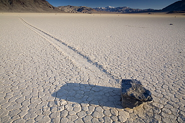 The Race Track, Death Valley National Park, California, United States of America, North America