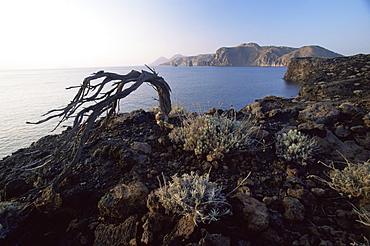 Vulcano Island, Eolie Islands (Aeolian Islands) (Lipari Islands), UNESCO World Heritage Site, Italy, Europe