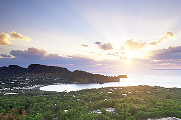 Vulcano Island, Eolie Islands (Aeolian Islands) (Lipari Islands), Italy, Europe