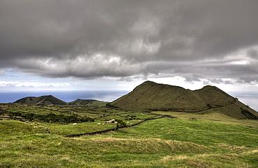 Landscape of Pico, Pico Island, Azores, Portugal