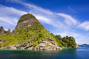 Islands of Misool, Raja Ampat, West Papua, Indonesia