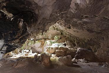 San Gabriel Limestone Cave, Los Haitises National Park, Dominican Republic, West Indies, Central America