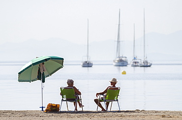 Mar Menor, Region of Murcia, Spain, Europe
