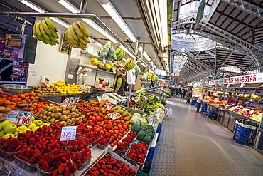 Central Market, Valencia, Spain, Europe