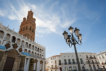 Llerena, Badajoz, Extremadura, Spain, Europe