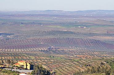 Hornachos, Badajoz, Extremadura, Spain, Europe