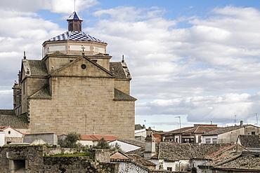 View from the Parador de Oropesa, Toledo, Spain, Europe