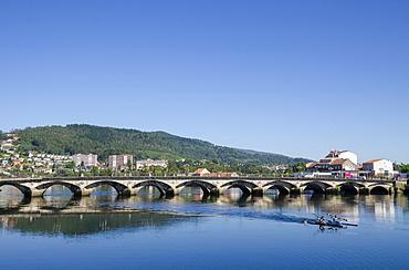 Pontevedra, Pontevedra, Galicia, Spain, Europe