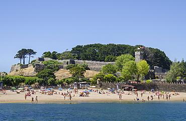 Baiona, Pontevedra, Galicia, Spain, Europe