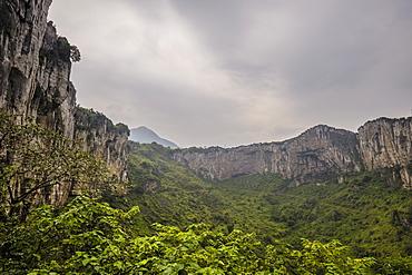 Xinwen Stone Sea Global Geo Park, Sichuan Province, China, Asia
