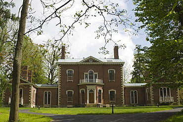 Ashland, the Henry Clay Estate, Lexington, Kentucky, United States of America, North America