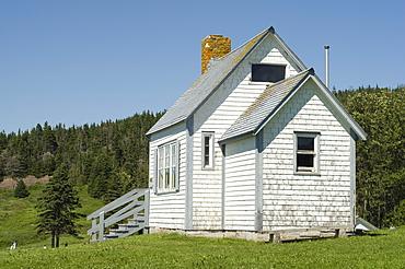 Ile de Bonaventure, Gaspe peninsula, province of Quebec, Canada, North America