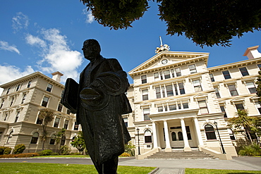 Government buildings, Wellington, North Island, New Zealand, Pacific