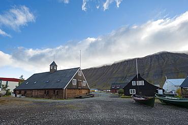Isafjordur, West Fjords, Iceland, Polar Regions