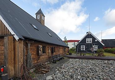 Maritime Museum, Isafjordur, West Fjords, Iceland, Polar Regions