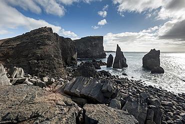 Reykjanes Peninsula, Iceland, Polar Regions