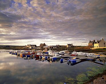 Walls, West Mainland, Shetland Islands, Scotland, United Kingdom, Europe