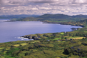 Dunmanus Bay, Mizen peninsula, County Cork, Munster, Republic of Ireland, Europe