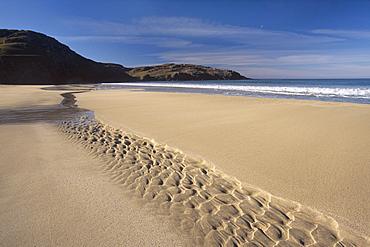 Dalmore Bay, northwest coast, near Carloway, Isle of Lewis, Outer Hebrides, Scotland, United Kingdom, Europe