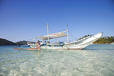 El Nido, Palawan, Philippines, Southeast Asia, Asia