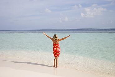 Vilamendhoo Island, Ari Atoll, Maldives, Indian Ocean, Asia