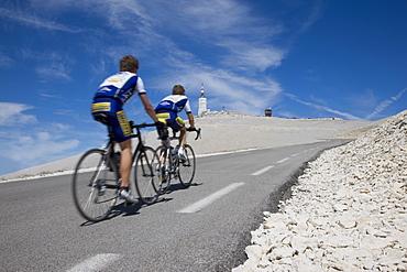 Mont Ventoux, Provence, France, Europe
