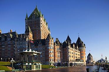 Chateau Frontenac, Quebec City, Quebec, Canada, North America