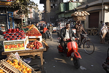 The streets of Islamic Cairo, Egypt, North Africa, Africa