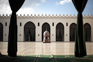 The Mosque of Al-Hakim, Cairo, Egypt, North Africa, Africa