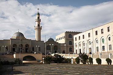 The Great Mosque (Kulafuh Al Rashidin) in the center of Asmara, Eritrea, Africa