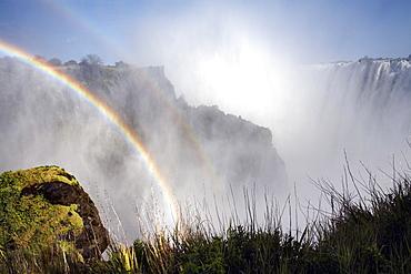 Victoria Falls, UNESCO World Heritage Site, Zambia, Africa