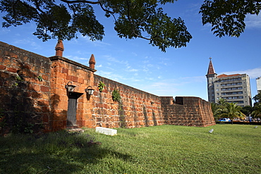 Maputo Fort, Maputo, Mozambique, Africa
