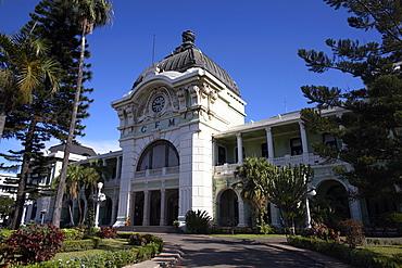 Maputo train station, Maputo, Mozambique, Africa